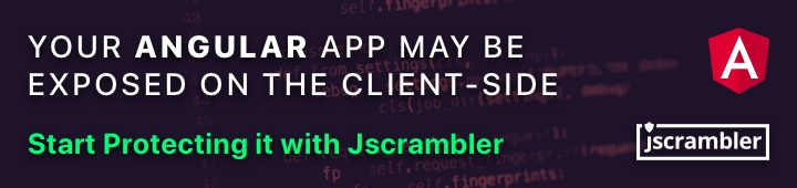 Protect your Angular App with Jscrambler