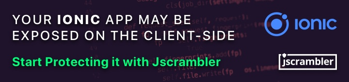 Protect your Code with Jscrambler
