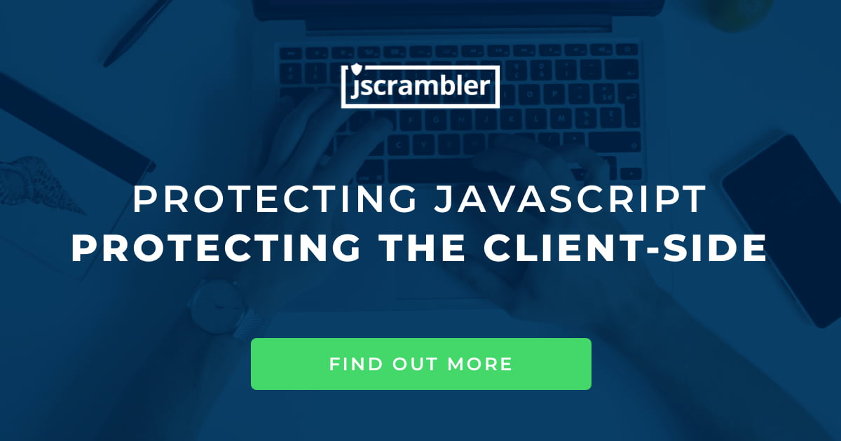 JavaScript Application Security | Jscrambler